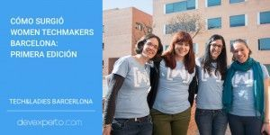 Women Techmakers Barcelona