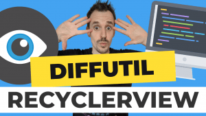 DiffUtil RecyclerView