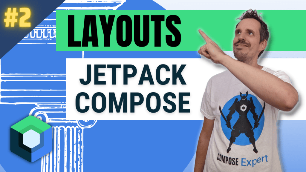 Layouts Jetpack Compose